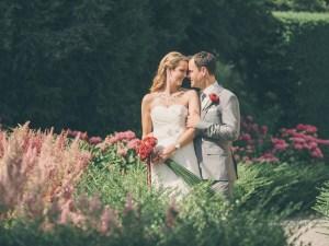 Hochzeitsfotograf St. Charles Hall