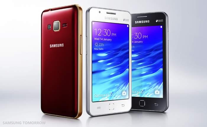 Samsung Z1 Price