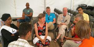 Politiker och medborgare i samtal