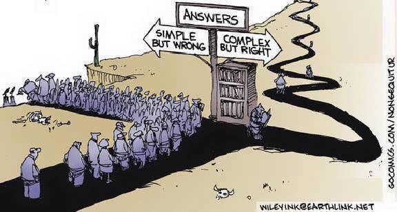 Populismens väg - vågar vi ta den andra?