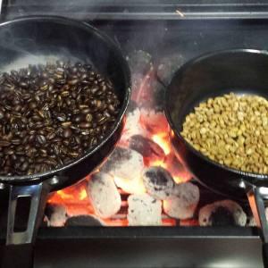 När det gäller Almedalsveckan så bjuder vi hela veckan på kaffe med 2 000-åriga traditioner.