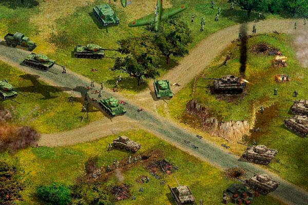 Список игр про вторую мировую войну