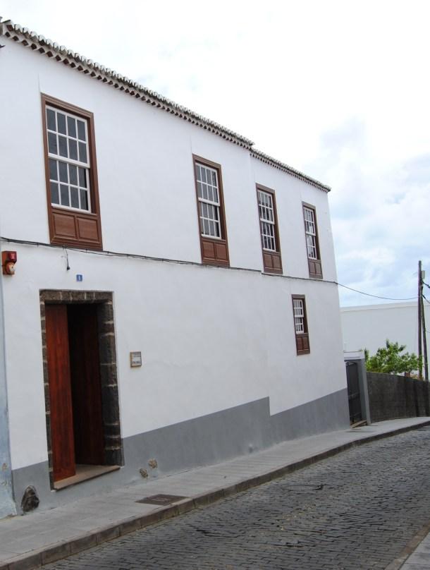 Casa del Quinto en San Andrés y Sauces