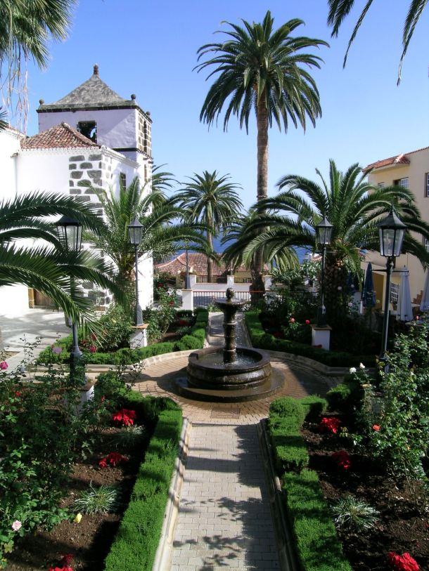 Casco Histórico Villa de San Andrés · San Andrés y Sauces