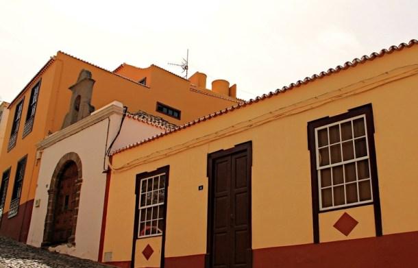 Ermita del Pilar · San Andrés · San Andrés y Sauces