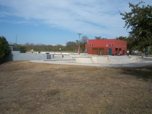 Photo of Skateboard Park at Lady Bird Johnson Park.