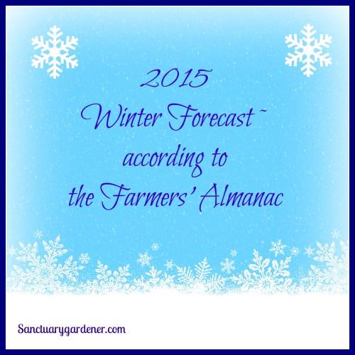 Farmers Almanac 2017 - Should you believe the Old Farmer's Almanac ...