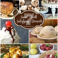 7 Sweet Tooth Satisfying Desserts