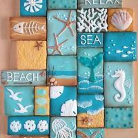 10 Coastal Cookies