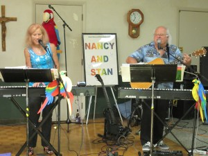 Nancy & Stan Music, Party in Fayetteville NC