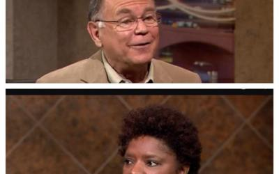 PBS Books & Co. AZ Poet Laureate Alberto Rios Interviews and Sanderia Faye