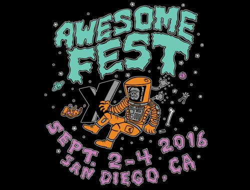 Awesome Fest 10