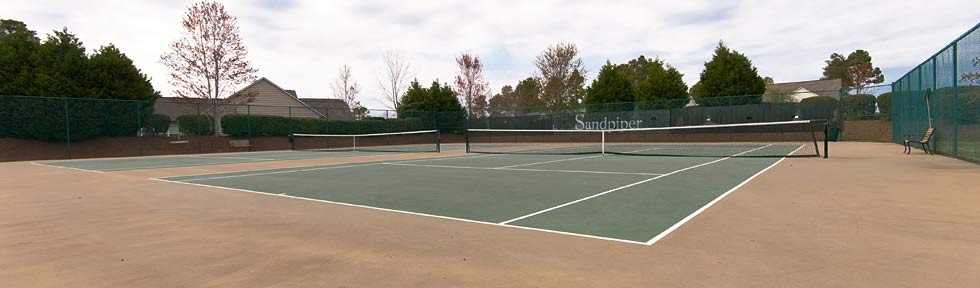 Sandpiper Bay Tennis Courts