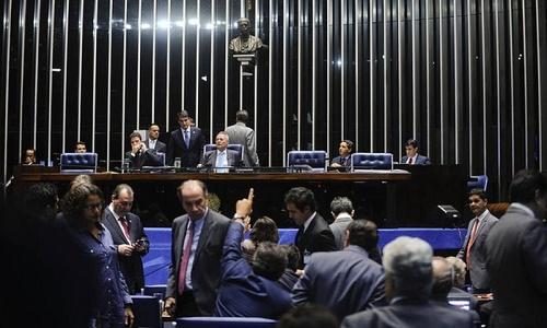 Senado aprova PEC da reforma política em primeiro turno - Agência Senado