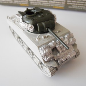1/72 Late hull M4, M4A2 & M4A3 stowage (single)