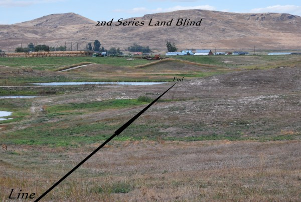 Second Series Land Blind Diagram.