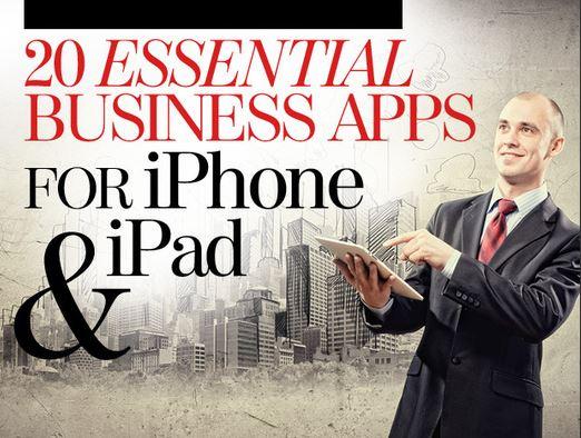 20 iOS Biz Apps