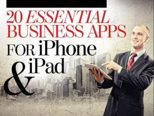 20 iOS Biz Apps