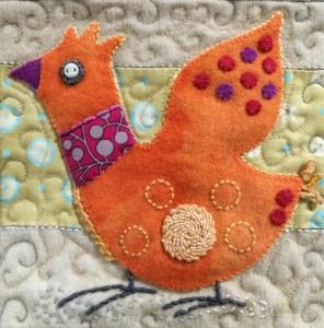 seed stitch on floozie