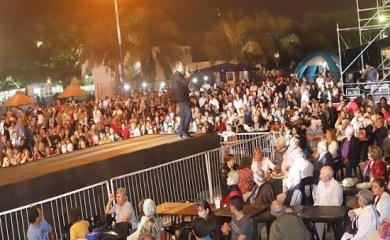 Multitudinaria noche en la 58 edición de la Fiesta Provincial del Trigo