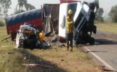 Otro accidente fatal sobre la ruta 34 se suma a la seguidilla de tragedias