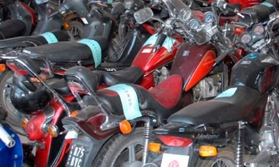 San Genaro: Logran aprehender a dos jóvenes por la sustracción de motos
