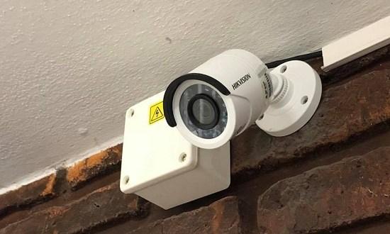 Instalan cámaras en el Club Sportivo Rivadavia para una mayor seguridad