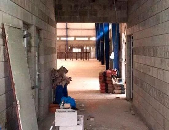 Robaron herramientas en el Club Sportivo Rivadavia