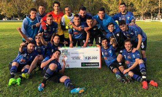 Copa Santa Fe: Sportivo Rivadavia avanza