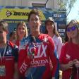 Joaquin Poli lo hizo de nuevo: se consagró tetracampeón de la MX1 de Motocross