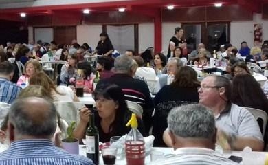 Exitosa cena de ACAD en San Genaro