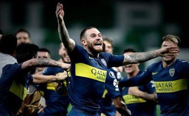 Boca pasó al Palmeiras y enfrentará a River por la Copa Libertadores