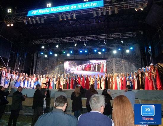 Totoras: La 48º Edición de la Fiesta Nacional de la Leche fue en éxito