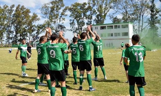 Liga Totorense de Fútbol: Defensores es el nuevo campeón