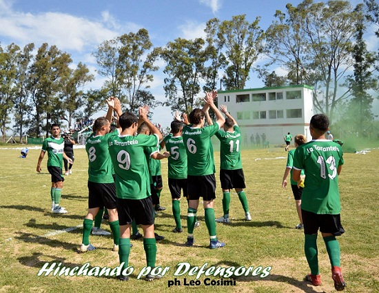 defensores campeon
