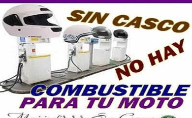 San Genaro prohibió la venta de nafta a motociclistas sin casco