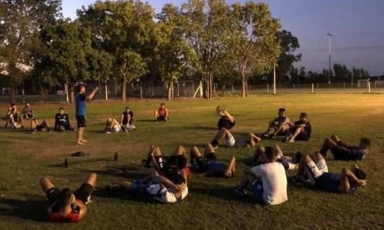 Sportivo Rivadavia se prepara para una nueva temporada en la Liga Totorense