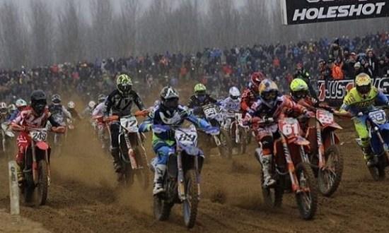 Motocross: Joaquín Poli tuvo su experiencia europea