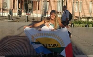 La historia de Adriano, el sangenarino que fue abanderado de las enfermedades raras en la Argentina