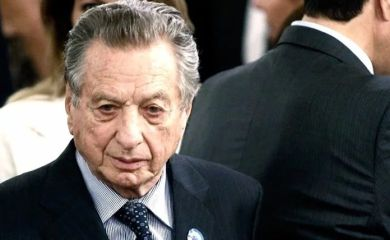 Murió Franco Macri, padre del presidente de la Nación