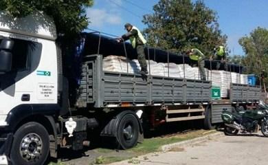 Clason: Gendarmería incautó 27 toneladas de un precursor químico en la Ruta 34