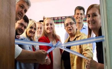 El pre candidato a Senador Leo Diana visitó la ciudad de San Genaro