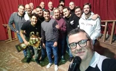Se realizó la fiesta homenaje al Campeón Argentino Joaquín Poli