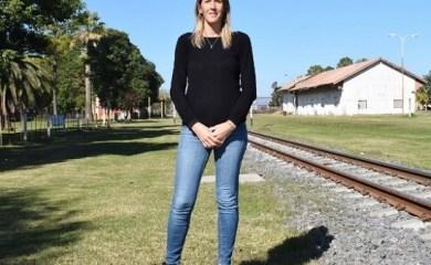 """Paola Rasadore: """"La gente quiere trabajar y producir, pero necesita obras"""""""