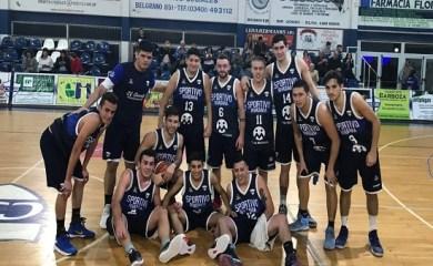 Liga Cañadense de Básquet: Sportivo Rivadavia se recuperó de la caída y venció a Sarmiento