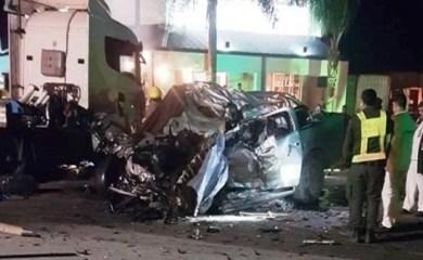 Fatalidad en Ruta 34: Seis muertos tras un choque entre un camión y una camioneta