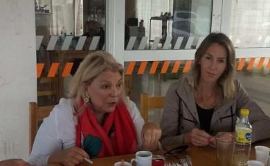 Rasadore compartirá con Lilita Carrió una recorrida por Coronda