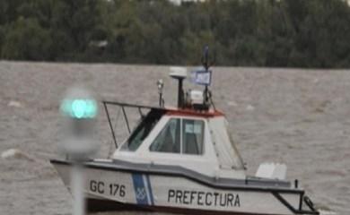 Gaboto: cuatro mujeres fueron rescatadas de madrugada tras quedar varadas en el río