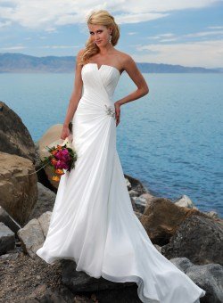 Dazzling Your Classic Look Sang Maestro Strapless Wedding Dresses Are Tacky Strapless Wedding Dresses David S Bridal Strapless Wedding Dresses Sexy Strapless Wedding Dresses