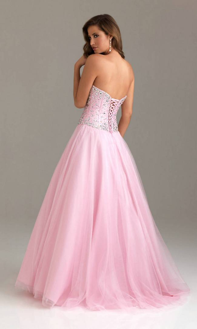 Amazing prom dresses sangmaestro for Pink homecoming dresses